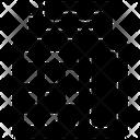 Fax Efax Facsimile Icon
