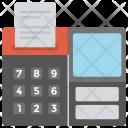 Fax Machine Facsimile Icon