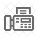 Stationary Company Business Icon