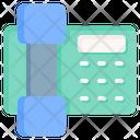Fax Communication Phone Icon
