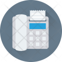Billing Machine Receipt Icon