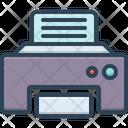 Fax Message Icon