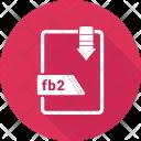 Fb2 file Icon