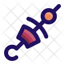Food Camping Grill Icon