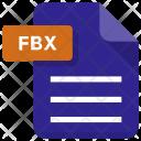 Fbx file Icon