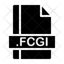 Fcgi File Icon