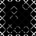 Fdb File Format Icon