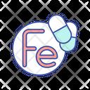 Fe Vitamin Icon
