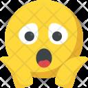 Fear Emoji Icon