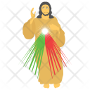 Feast Of The Divine Mercy Icon