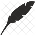Feather Write Ink Icon