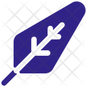 Feather Pen Drawing Icon