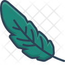 Feather Light Weight Icon