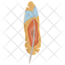 Feather Plumage Plume Icon