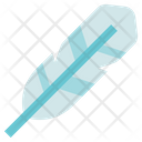Allergy Medical Feather Icon