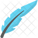 Feather Quill Bird Feather Icon