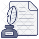 Document Text Word Icon