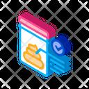Feces Vitro Test Icon