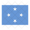 Federated States Of Micronesia Flag Flags Icon