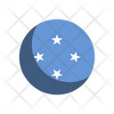 Federated States Of Micronesia Icon