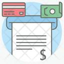 Fee Voucher Fee Receipt Payment Receipt Icon
