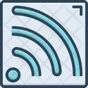 Feed Rss News Icon
