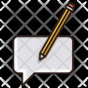 Feedback Seo Web Icon