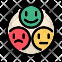 Smile Feedback Rating Icon
