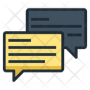Feedback Comments Communication Icon