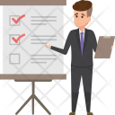 Response Business Feedback Icon