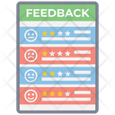 Ratings Feedback Star Ratings Icon