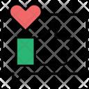 Positive Feedback Interaction Icon