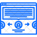 Feedback Review Website Icon