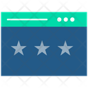 Rating Feedback Premium Icon