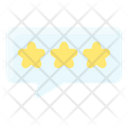 Business Finance Feedback Rating Icon