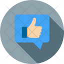 Feedback Review Chatting Icon