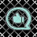 Feedback Response Review Icon