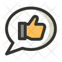 Feedback Comment Testimonial Icon