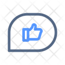 Feedback Recommendation Recommended Icon