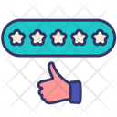 Business Feedback Service Icon