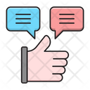Feedback Review Comment Icon