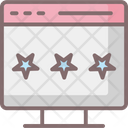 Feedback Browser Business Icon