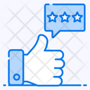 Feedback Message Opinions Comments Icon