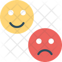 Impression Sad Happiness Icon