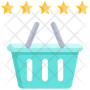 Feedback Basket Review Icon