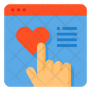 Feedback Communication Rating Icon
