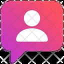 Feedback Chat Seo Icon