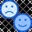 Feedback Emoji Smileys Icon