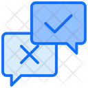 Feedback Review Comments Icon