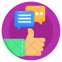 Reviews Feedback Comment Icon